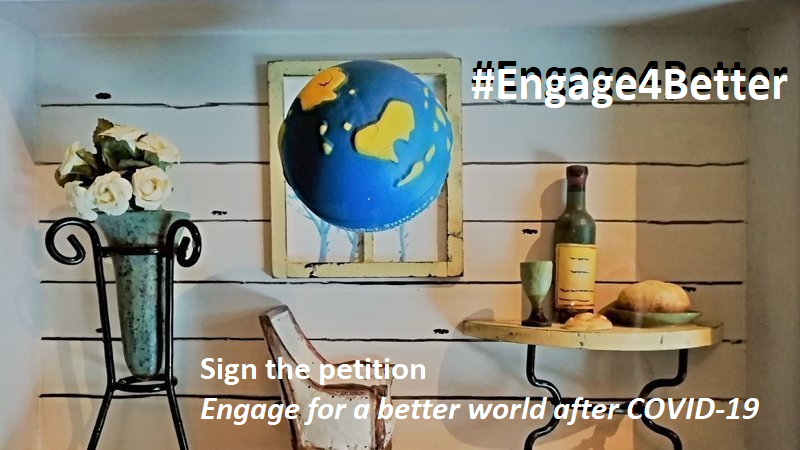 #Engage4Better